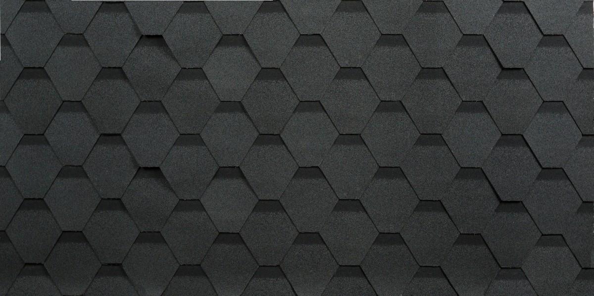 Черепица Оптима Серый