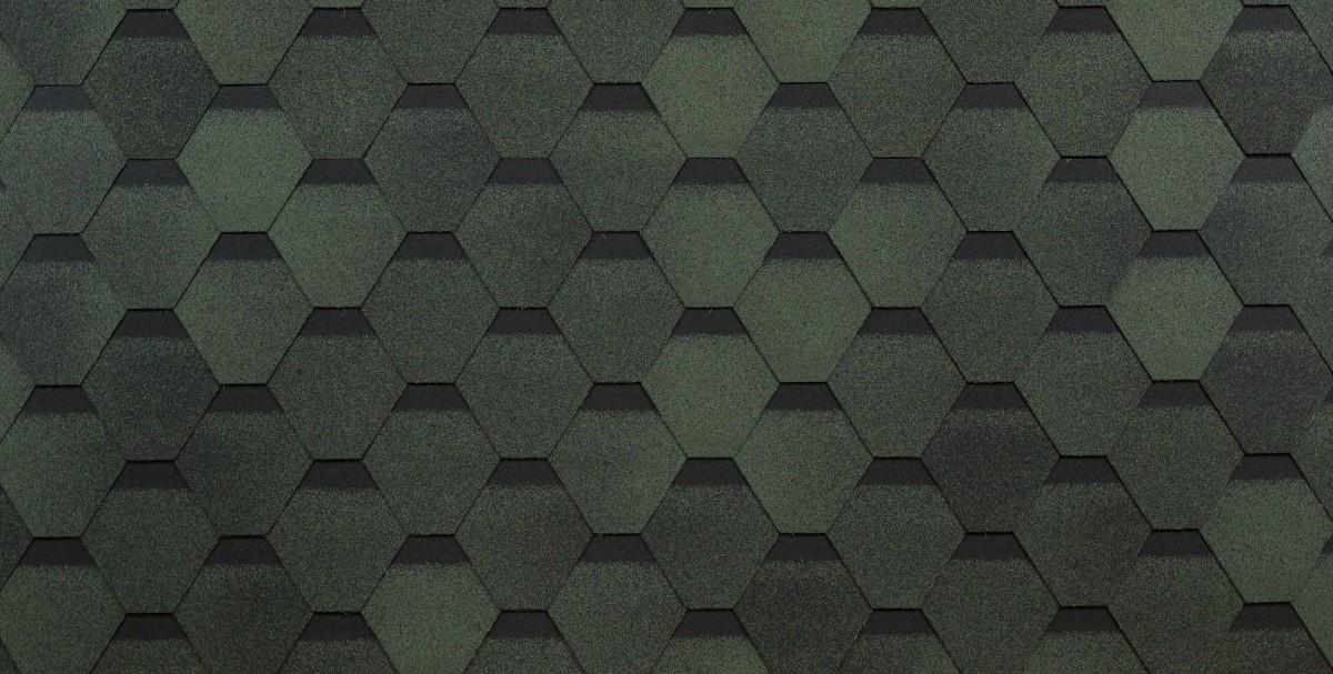 Черепица Оптима Зеленый